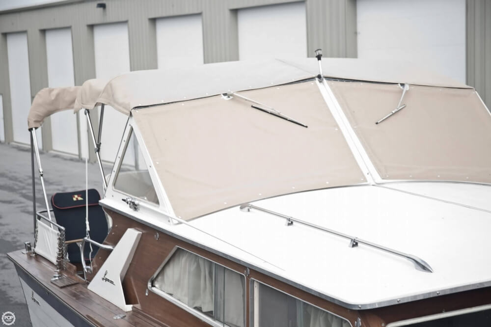 1969 Lyman boat for sale, model of the boat is 30' Express Cruiser & Image # 40 of 40