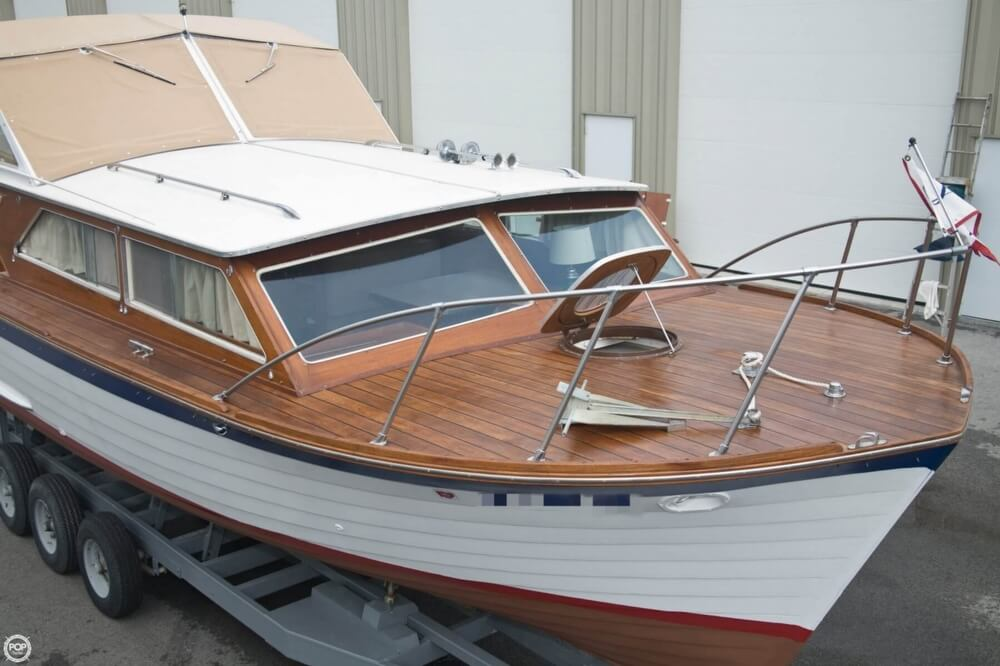 1969 Lyman boat for sale, model of the boat is 30' Express Cruiser & Image # 16 of 40