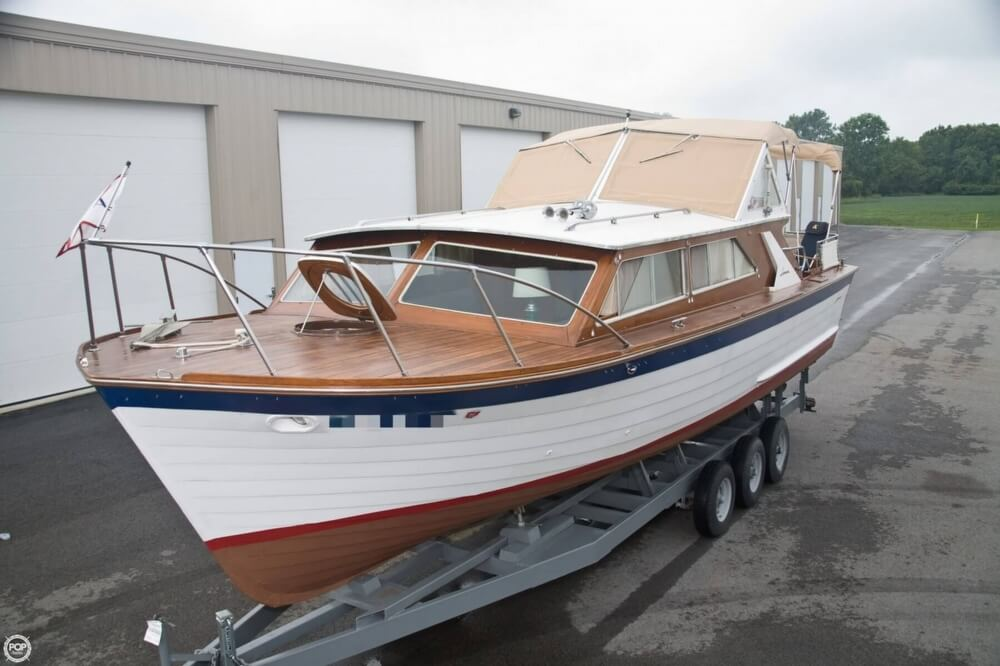 1969 Lyman boat for sale, model of the boat is 30' Express Cruiser & Image # 15 of 40