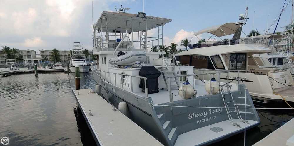 1981 Dave Sintas boat for sale, model of the boat is 50 Trawler & Image # 3 of 40