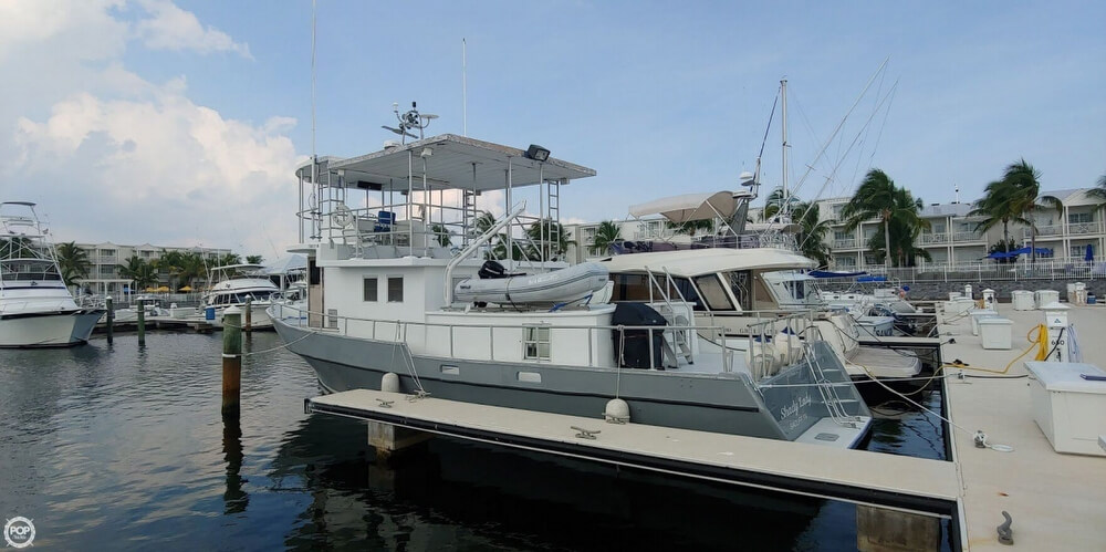 1981 Dave Sintas boat for sale, model of the boat is 50 Trawler & Image # 6 of 40
