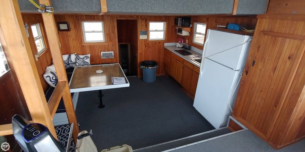 1981 Dave Sintas boat for sale, model of the boat is 50 Trawler & Image # 9 of 40