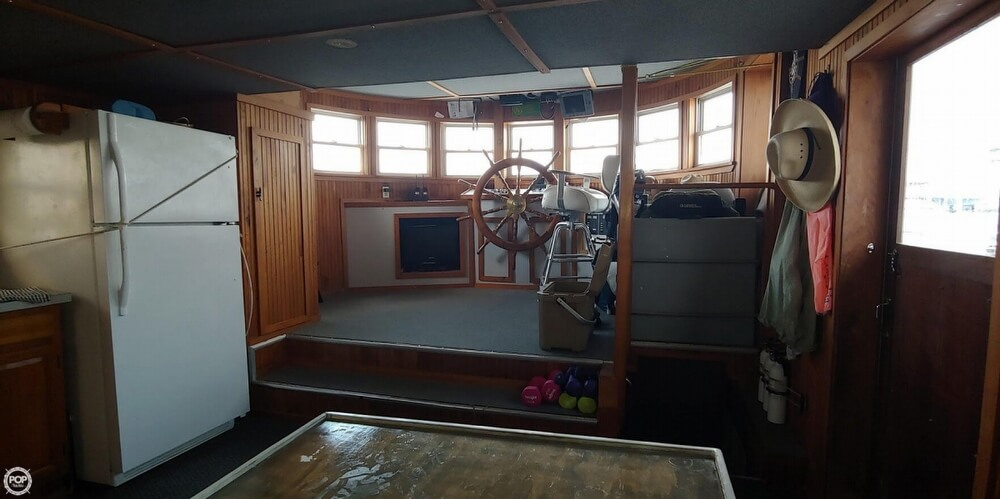 1981 Dave Sintas boat for sale, model of the boat is 50 Trawler & Image # 11 of 40
