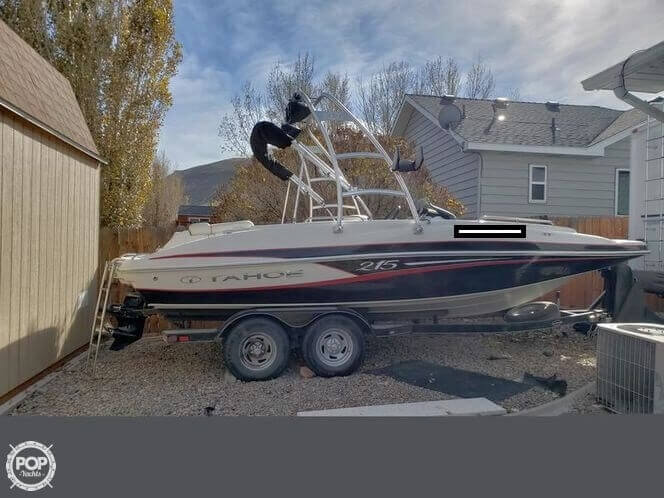 2015 Tracker Boats boat for sale, model of the boat is Tahoe Series 215 XI & Image # 2 of 41