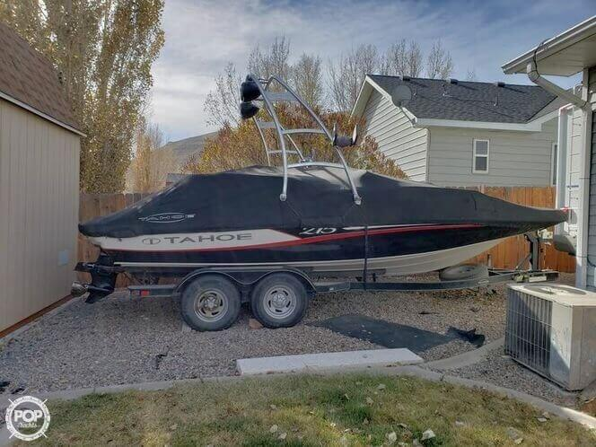 2015 Tracker Boats boat for sale, model of the boat is Tahoe Series 215 XI & Image # 3 of 41