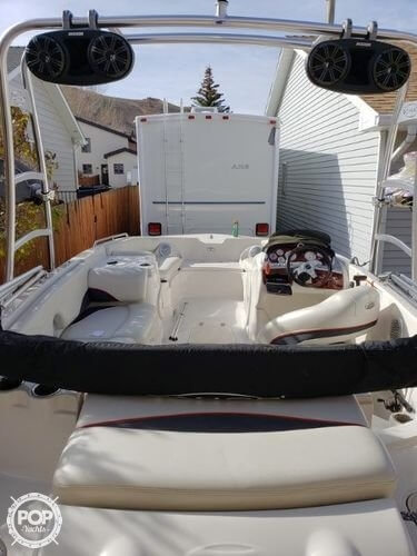 2015 Tracker Boats boat for sale, model of the boat is Tahoe Series 215 XI & Image # 17 of 41