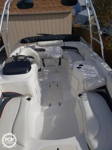 2015 Tracker Boats boat for sale, model of the boat is Tahoe Series 215 XI & Image # 23 of 41