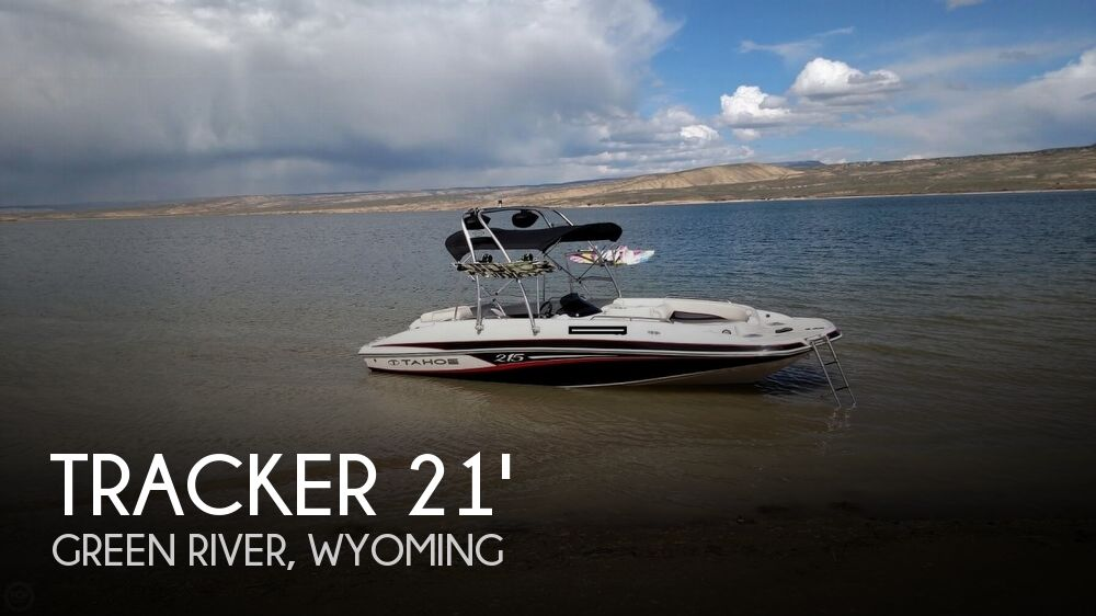 2015 Tracker Boats boat for sale, model of the boat is Tahoe Series 215 XI & Image # 1 of 41