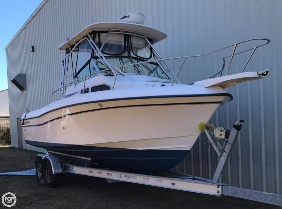 2003 Grady-White boat for sale, model of the boat is 232 Gulfstream & Image # 10 of 40