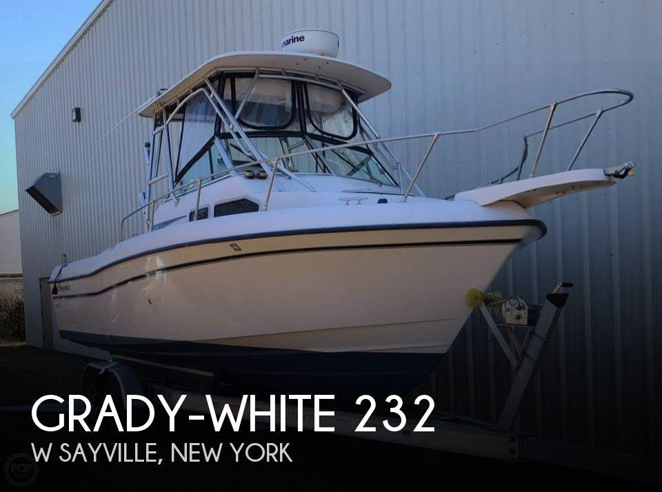 2003 Grady-White 232 Gulfstream - image 1