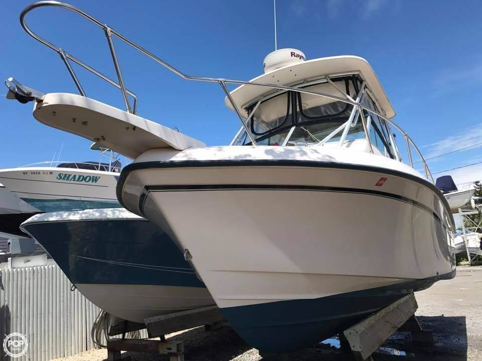2003 Grady-White boat for sale, model of the boat is 232 Gulfstream & Image # 11 of 40