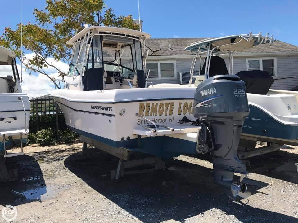 2003 Grady-White boat for sale, model of the boat is 232 Gulfstream & Image # 12 of 40