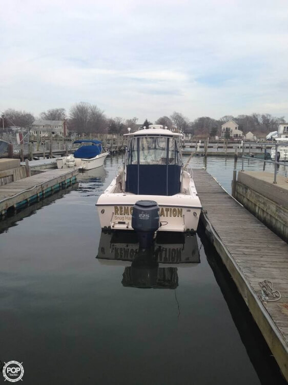 2003 Grady-White boat for sale, model of the boat is 232 Gulfstream & Image # 13 of 40