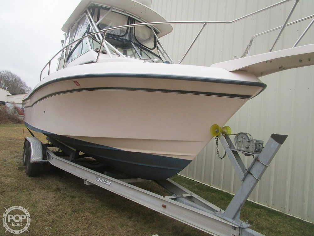 2003 Grady-White boat for sale, model of the boat is 232 Gulfstream & Image # 9 of 40