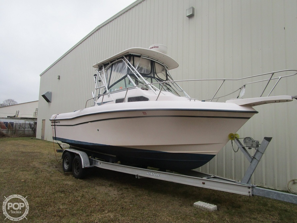 2003 Grady-White boat for sale, model of the boat is 232 Gulfstream & Image # 2 of 40