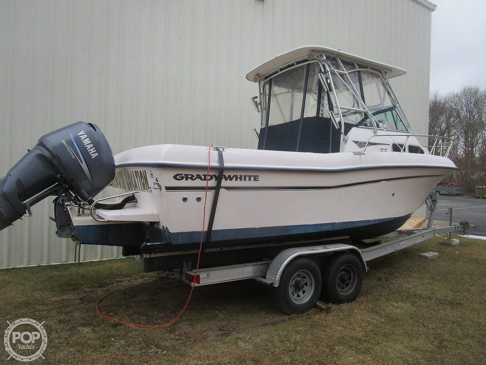2003 Grady-White boat for sale, model of the boat is 232 Gulfstream & Image # 4 of 40