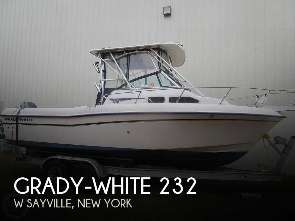 2003 Grady-White boat for sale, model of the boat is 232 Gulfstream & Image # 1 of 40
