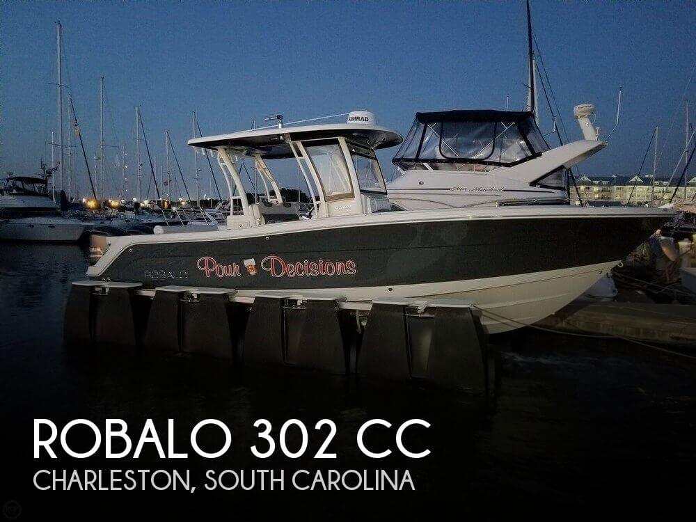 Used Boats For Sale in Charleston, South Carolina by owner | 2017 Robalo 29