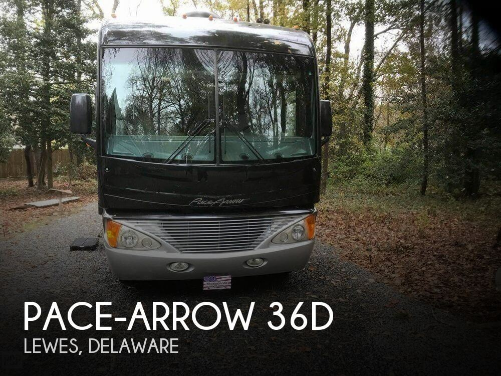 2007 Fleetwood Pace-Arrow 36D