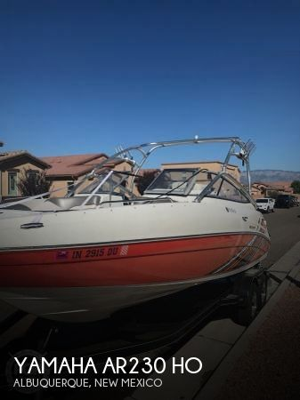 Used Boats For Sale in Albuquerque, New Mexico by owner | 2008 Yamaha 23
