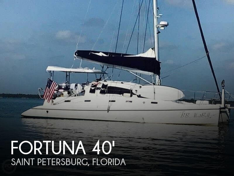 Used Boats For Sale in North Port, Florida by owner | 2006 Fortuna 40