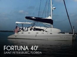 2006 Fortuna 401 Island Spirit