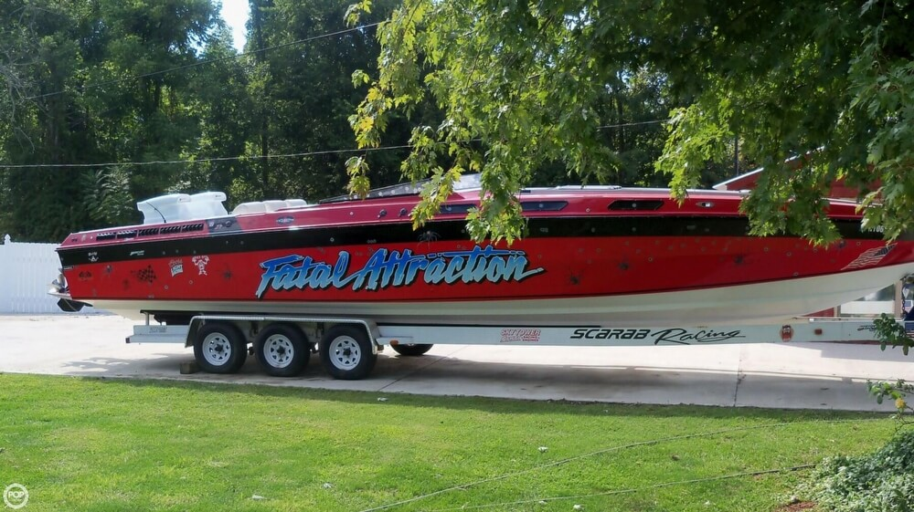 Scarab boats for sale - Boat Trader