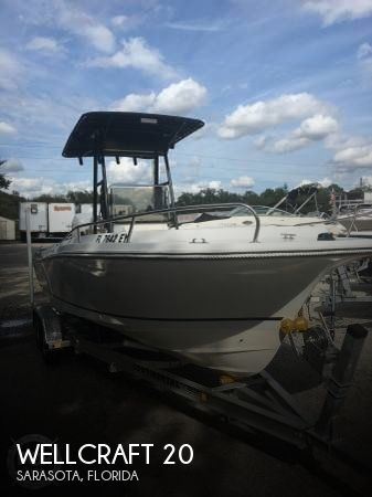 Used Wellcraft Boats For Sale in Florida by owner | 1986 Wellcraft 20