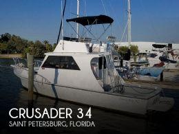 2005 Crusader 34 Sportfish