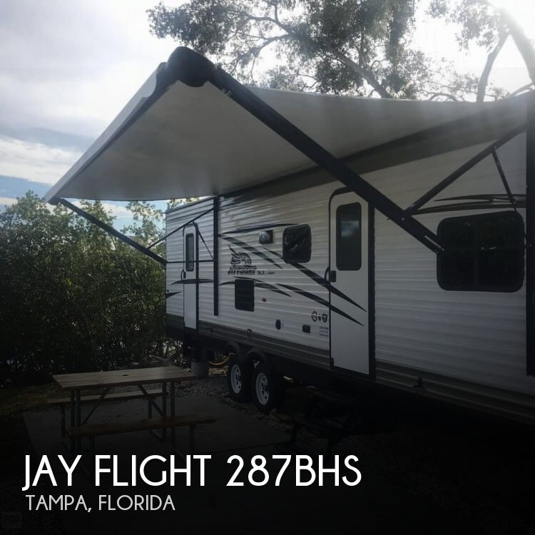 2018 Jayco Jay Flight 287BHS