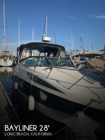 Used Bayliner Boats For Sale in California by owner | 2011 Bayliner 28