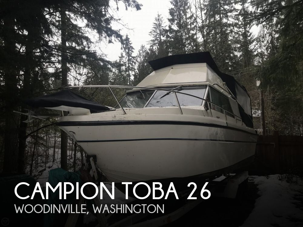 1978 CAMPION TOBA 26 for sale
