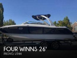 2013 Four Winns Horizon H260