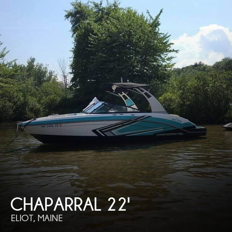 Used Chaparral 22 Boats For Sale by owner | 2016 Chaparral 22