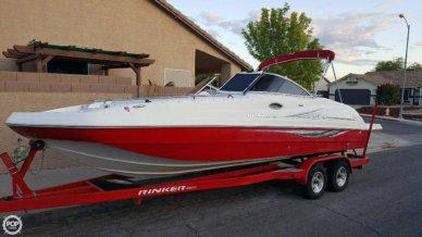 Rinker Captiva 240 Deck Boat, 26', for sale - $29,700