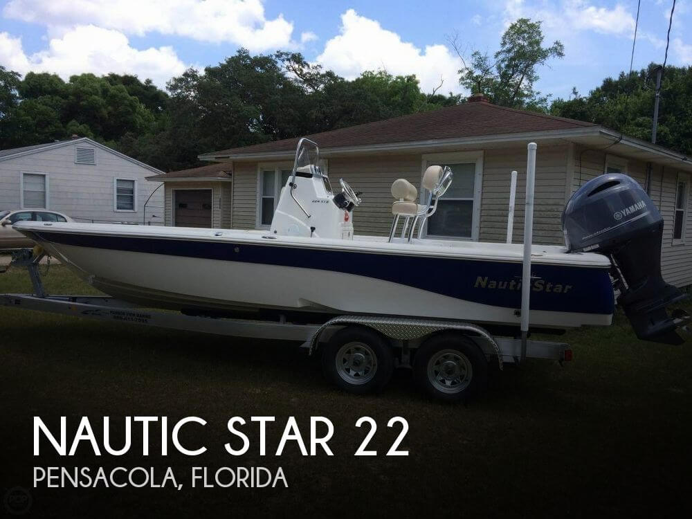 Used Nautic Star 22 Boats For Sale by owner | 2015 Nautic Star 22