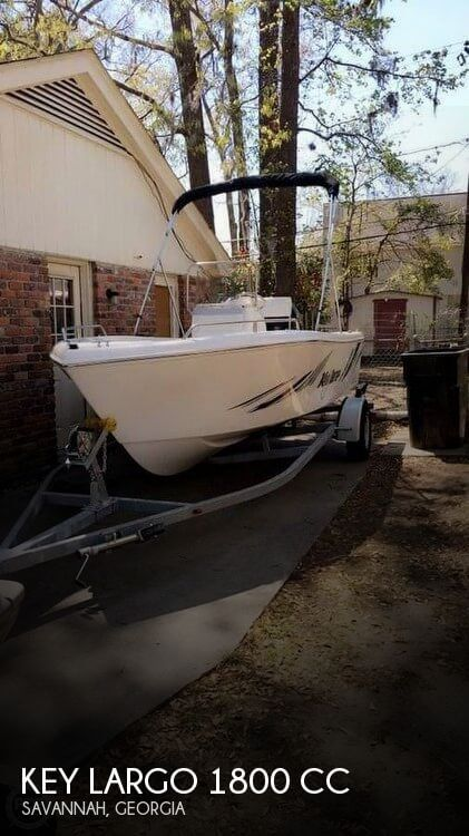 Used Key largo Boats For Sale by owner | 2017 Key Largo 18