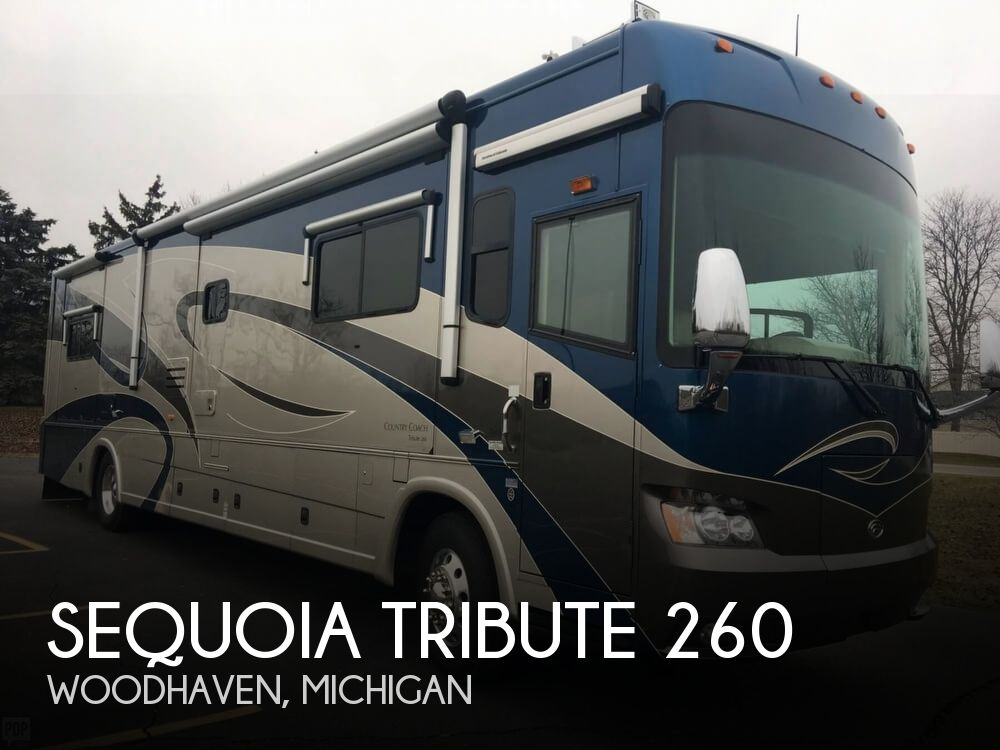 2007 Country Coach Sequoia Tribute 260