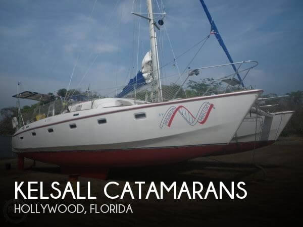 Used Boats For Sale in Belize by owner | 1997 Kelsall Catamarans 45