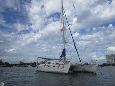 Kelsall Catamarans KSS 45, 44', for sale - $147,500