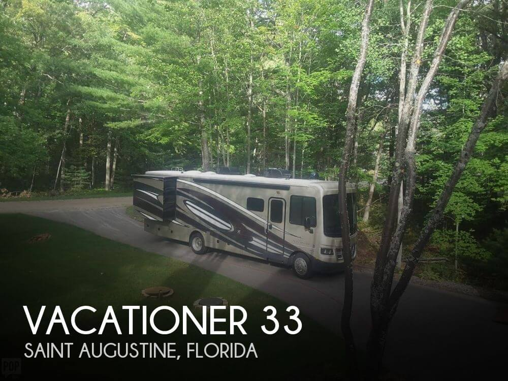 2017 Holiday Rambler Vacationer 33
