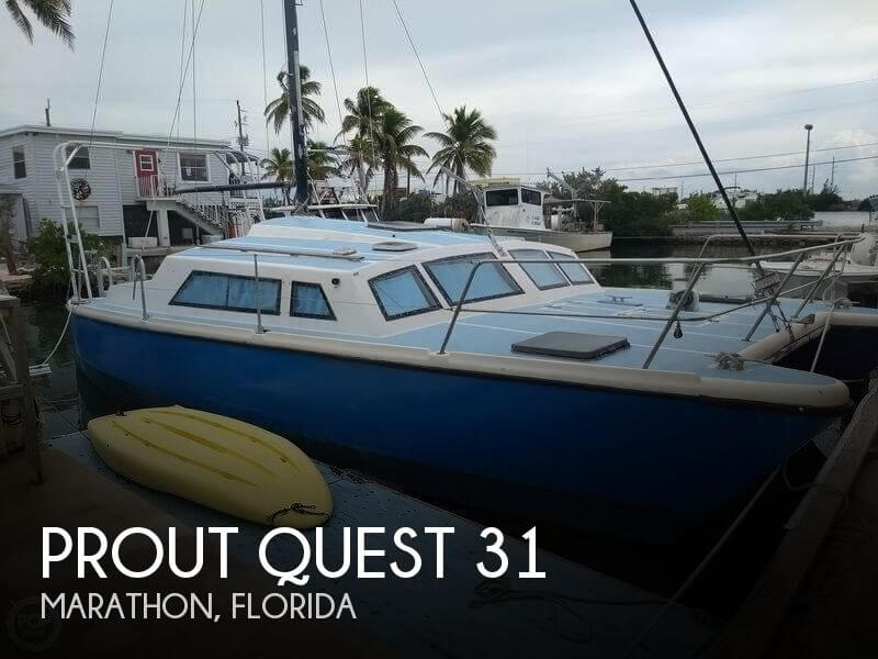 Used Prout Boats For Sale by owner | 1979 Prout 31