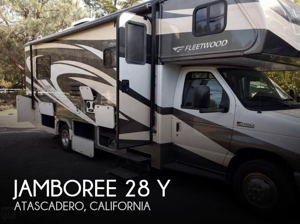 2012 Fleetwood Jamboree 28 Y