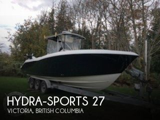 Used Hydra-Sports Boats For Sale by owner | 2001 Hydra-Sports 27