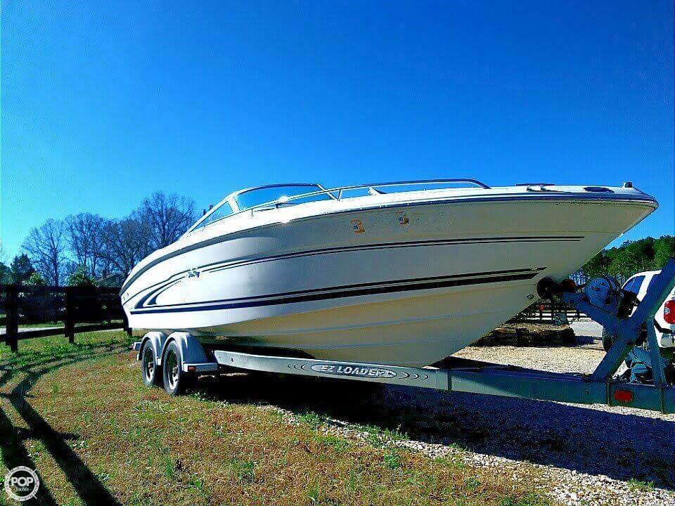 1999 Sea Ray 230 Signature Bowrider For Sale