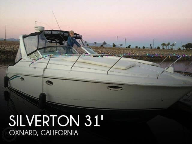 Used Boats For Sale by owner | 1995 Silverton 31