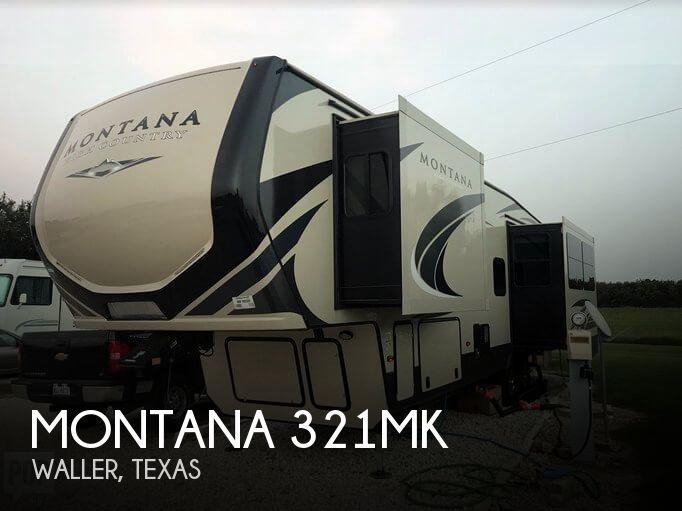 2018 Keystone Montana 321MK