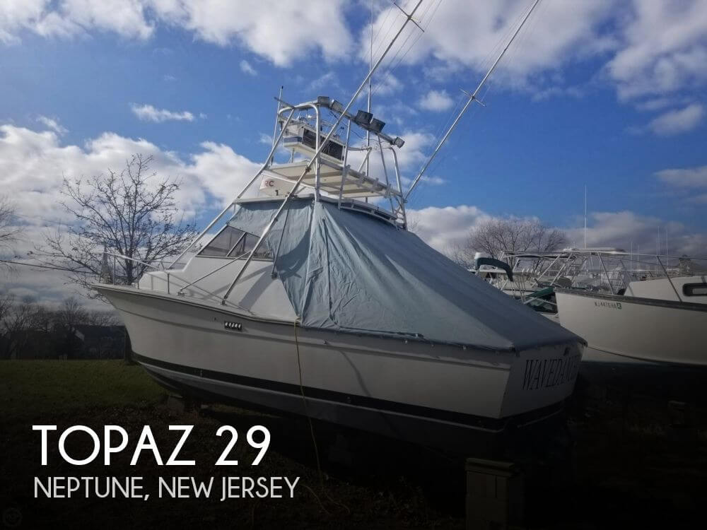 Used Topaz Boats For Sale by owner | 1983 Topaz 29