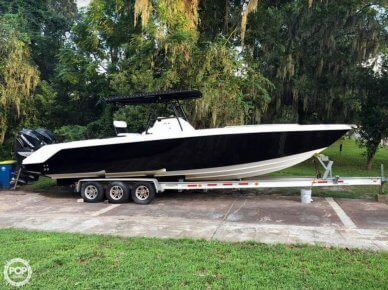 Donzi 35 ZF, 33', for sale