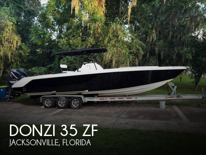 Used DONZI Boats For Sale by owner | 2001 Donzi 35